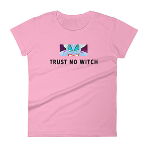 Women's Premium Fit - Trust No Witch