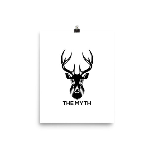 Poster - The Myth