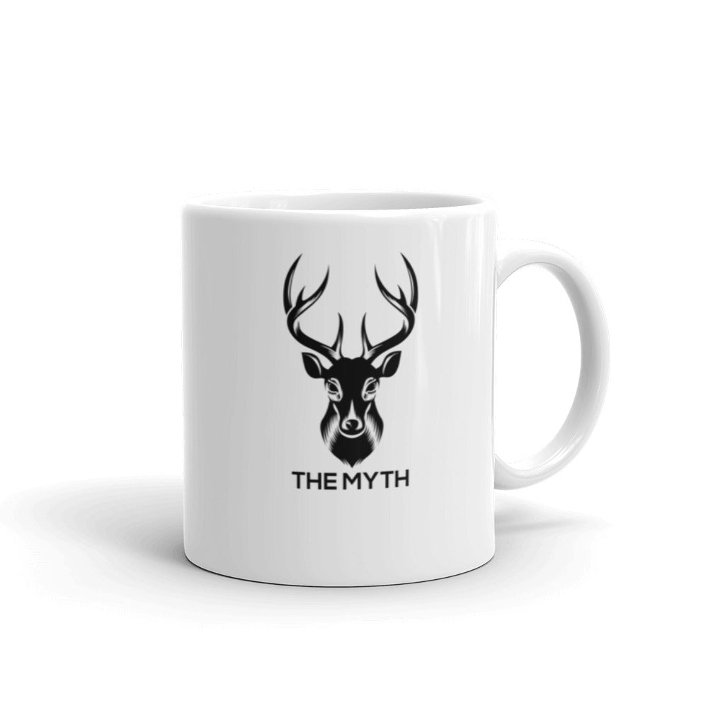 Don't Overthink It Mug
