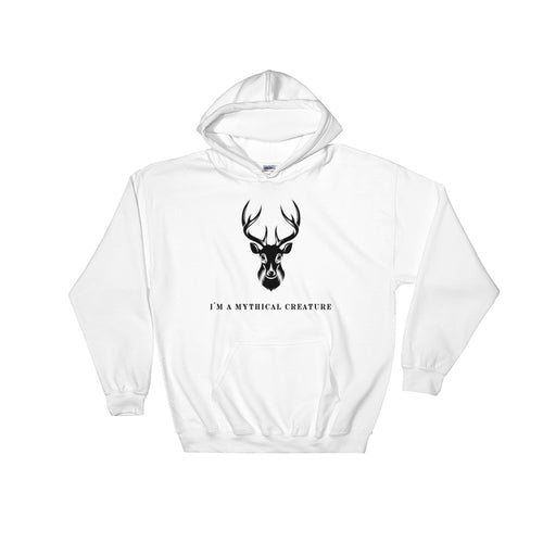 Original Collection White Hoodie