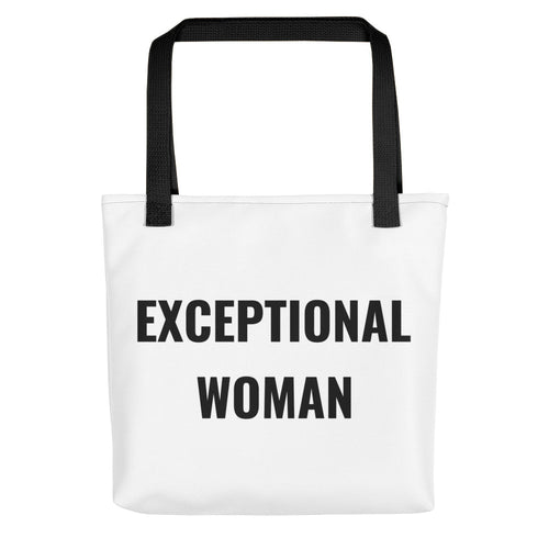 Tote bag - Exceptional Women