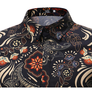 Dark Mandalas Short-sleeve Shirt