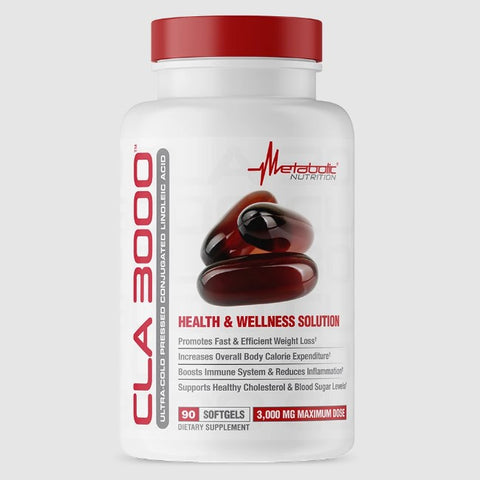 Metabolic Nutrition Cla 3000 - Befit Supplements