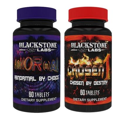 Blackstone Labs Abnormal & Chosen 1 Stack