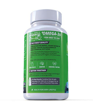 Nutrakey Fish Oil