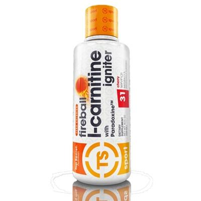 Top Secret Nutrition Fireball L-Carnitine Liquid Igniter™ with Paradoxine - SupplementsMax