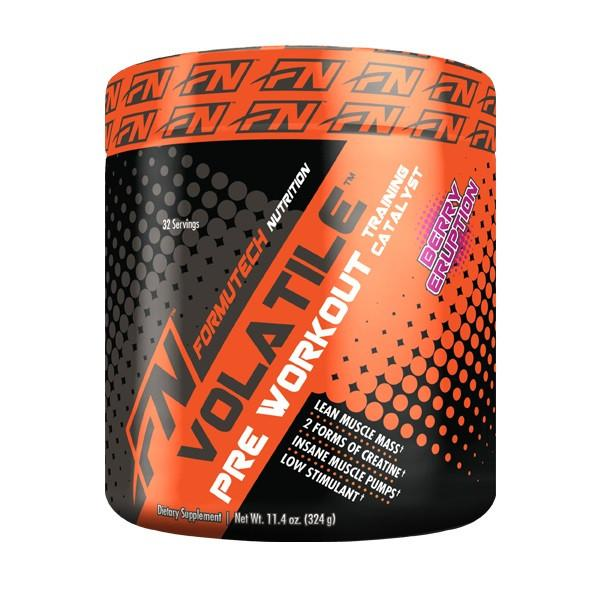 Formutech Nutrition Volatile Pre-Workout