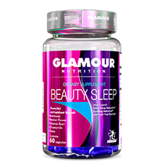Glamour Nutrition Beauty Sleep