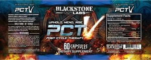 Blackstone Labs PCT V - SupplementsMax