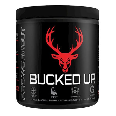 DAS LABS BUCKED UP | Befit Supplements
