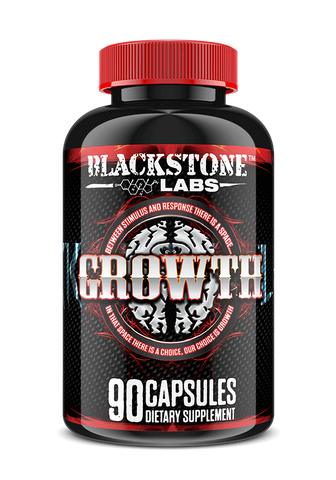 Blackstone Labs Growth - Befit Supplements
