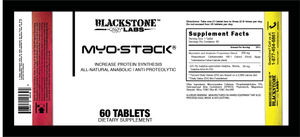 Blackstone Labs Myo-Stack