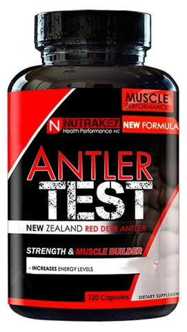 Nutrakey Antler Test - Befit Supplements