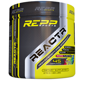 REPP SPORTS REACTR PRE-WORKOUT