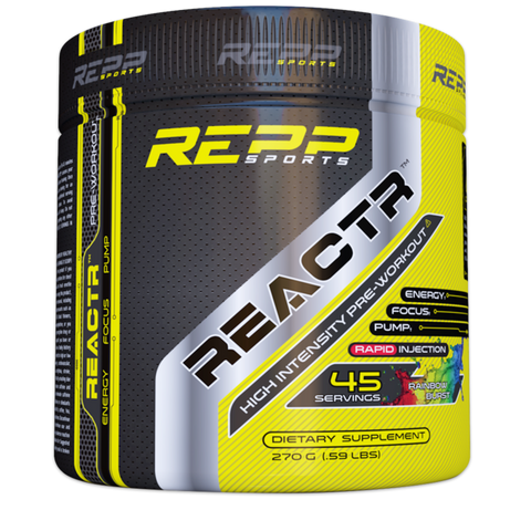 Repp Sports Reactr Pre-Workout - Befit Supplements