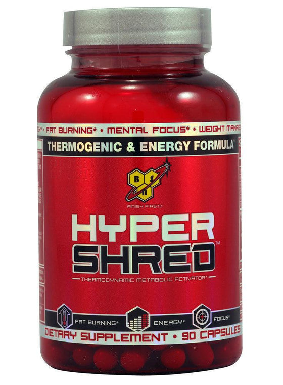 BSN Hyper Shred - SupplementsMax