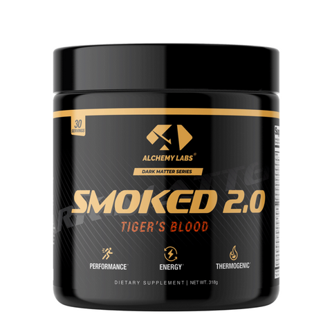 Alchemy Labs Smoked 2.0 - Befit Supplements