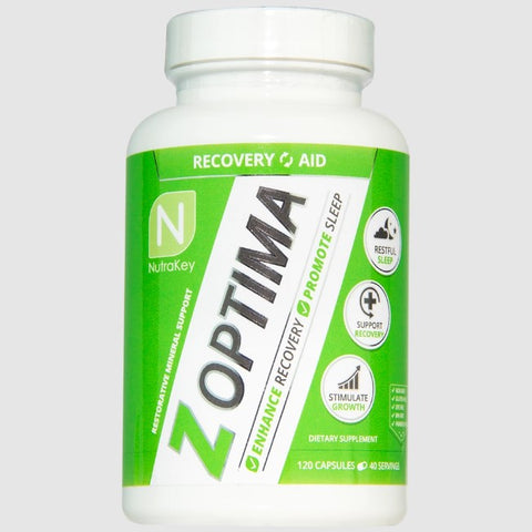 NutraKey Z-Optima - Befit Supplements
