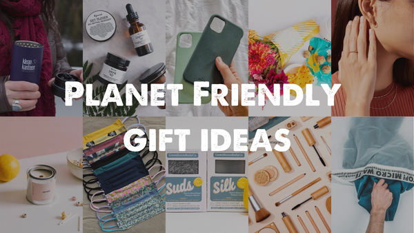 Planet Friendly Holiday Gift Ideas