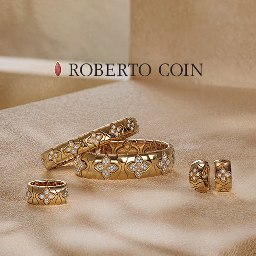 Royal Princess Flower Collection by Roberto Coin