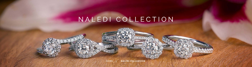 Diamond Engagement Rings from Naledi Collection
