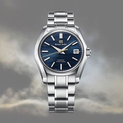 Grand Seiko Elegance SBGH273 - Four Seasons U.S. Autumn Edition, Midnight Blue, Steel Case, Automatic