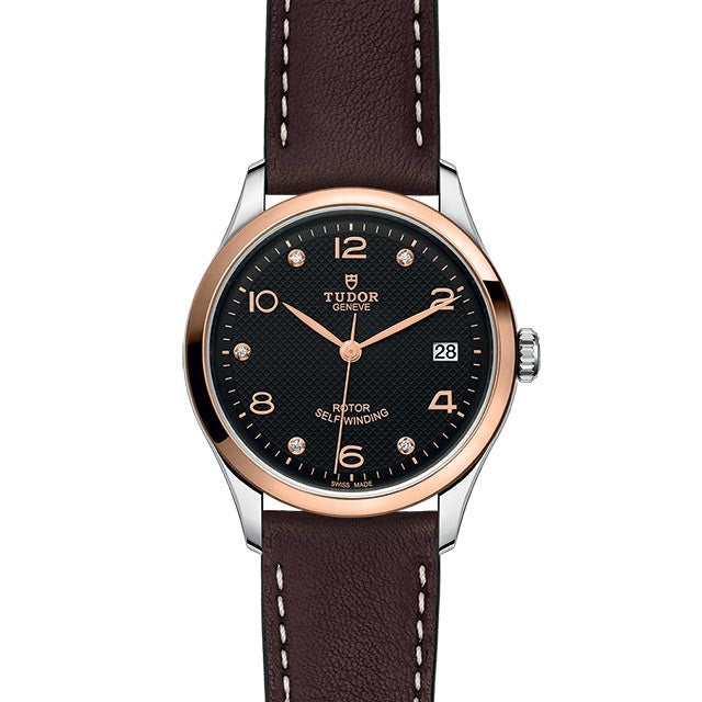 Tudor 1926 36mm Steel and Rose Gold M91451-0008