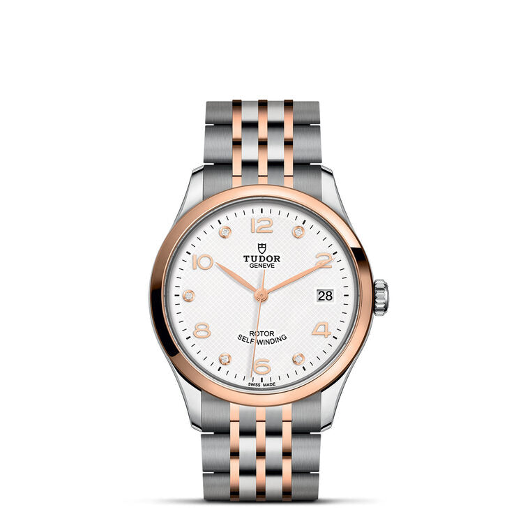 Tudor 1926 36mm Steel and Rose Gold M91451-0011