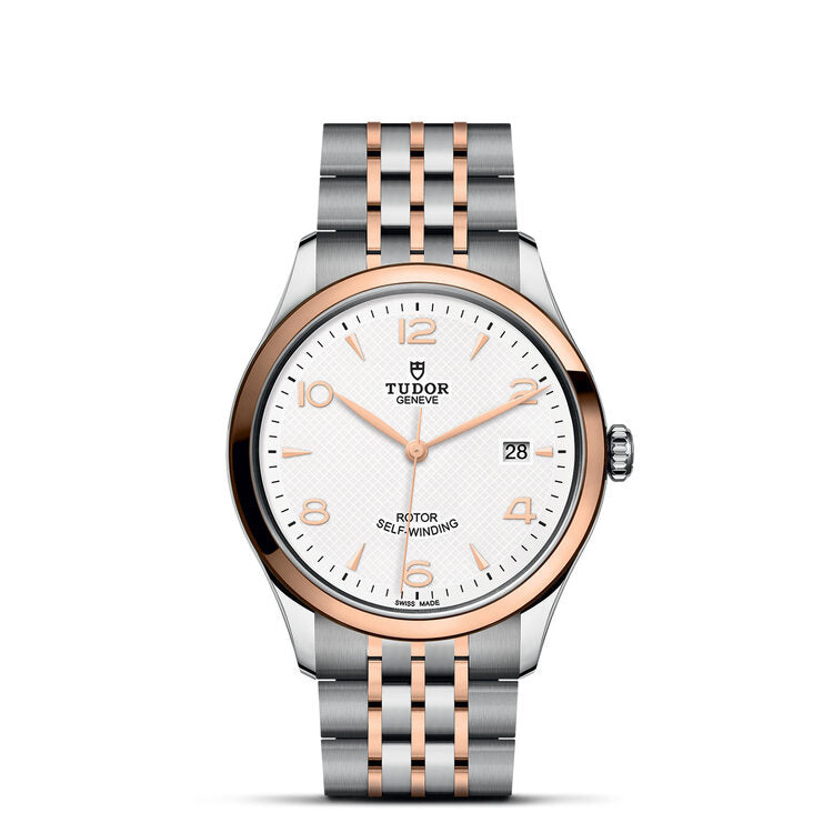 Tudor 1926 39mm Steel and Rose Gold M91551-0009