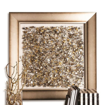 Large Berd Vaye Time Framed showcases over 4,000 vintage watch parts.