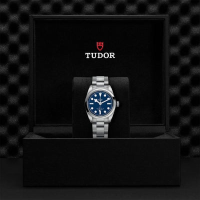 Tudor Black Bay 36 M79500-0004 presentation box