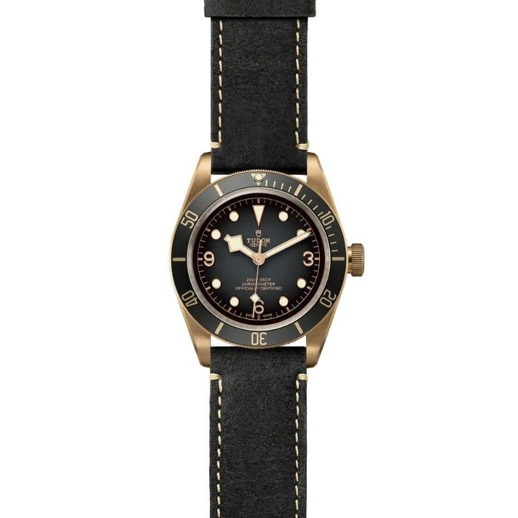 Tudor Black Bay Bronze 43mm M79250BA-0001