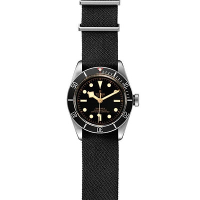 Tudor Black Bay 41mm Steel M79230N-0005 flat