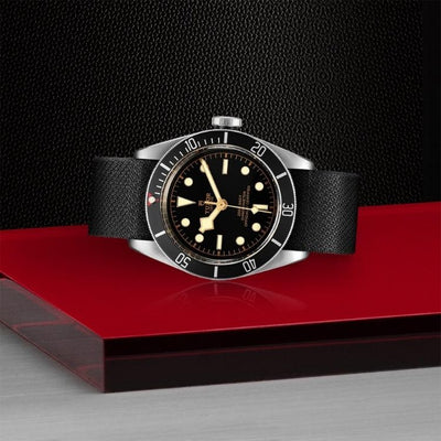 Tudor Black Bay 41mm Steel M79230N-0005 on side