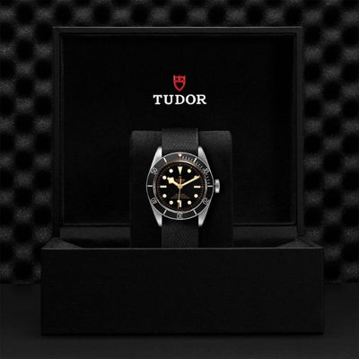 Tudor Black Bay 41mm Steel M79230N-0005 presentation box