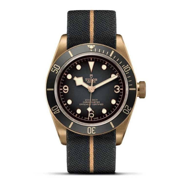 Tudor Black Bay Bronze 43mm M79250BA-0002