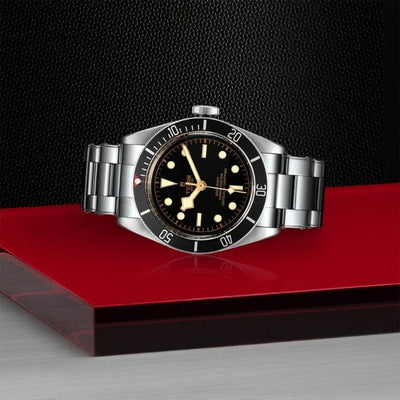 Tudor Black Bay 41mm Steel M79230N-0009 on side