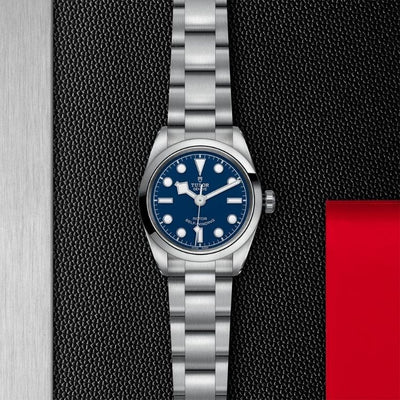 Tudor Black Bay 36 M79500-0004 blue dial