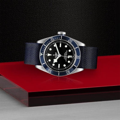 Tudor Black Bay 41mm Steel M79230B-0006 on side