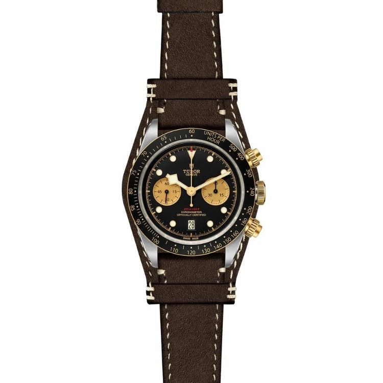 Tudor Black Bay Chrono S&G 41 M79363N-0002