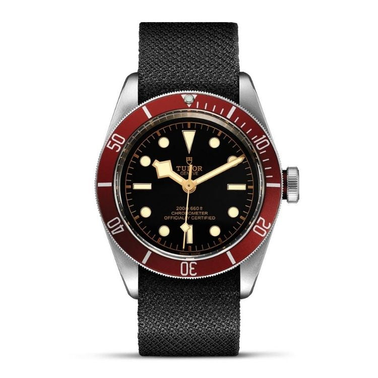 Tudor Black Bay 41mm Steel M79230R-0010