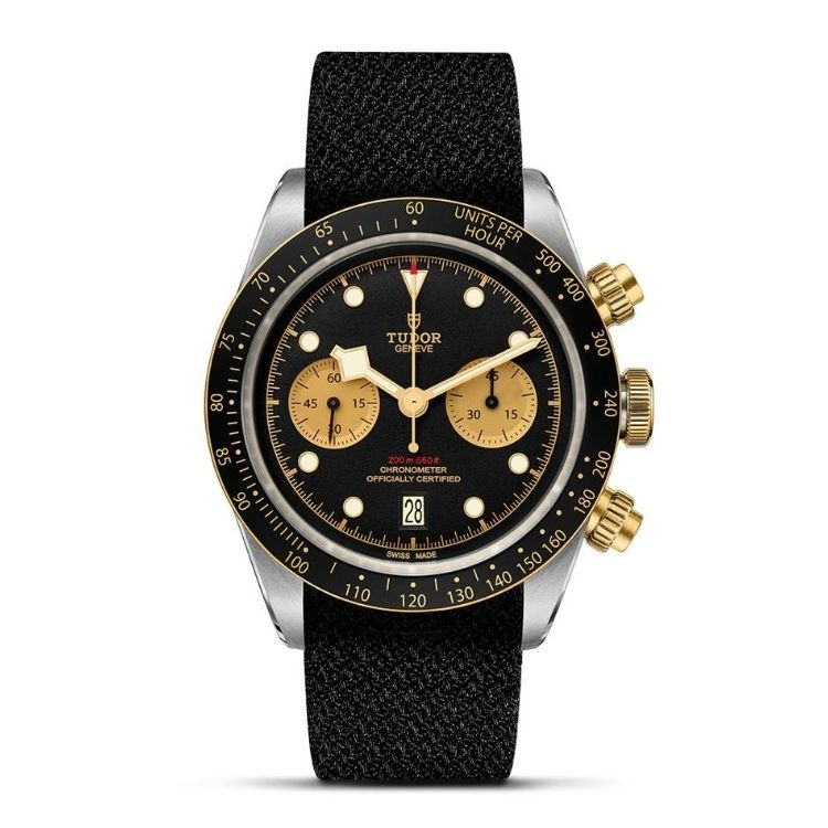 Tudor Black Bay Chrono S&G 41 M79363N-0003