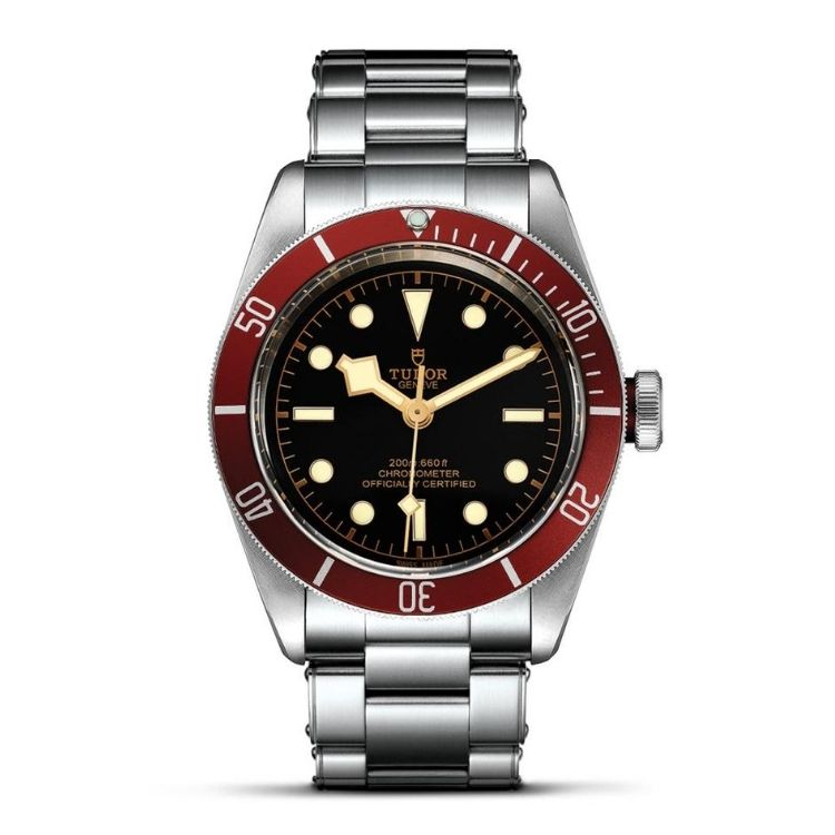 Tudor Black Bay 41mm Steel M79230R-0012
