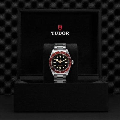 Tudor Black Bay 41mm Steel M79230R-0012 presentation box