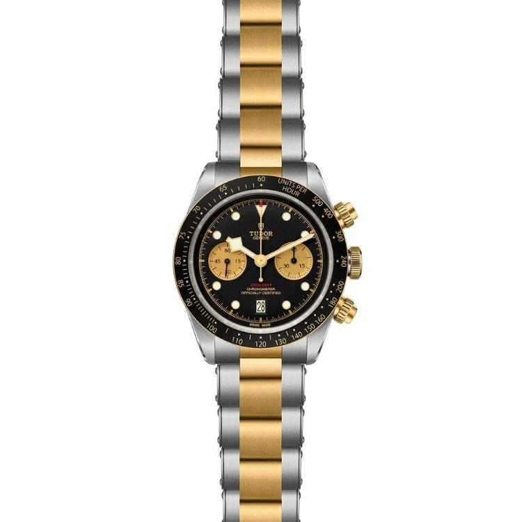 Tudor Black Bay Chrono S&G 41 M79363N-0001