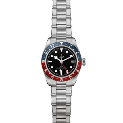 Tudor Black Bay GMT 41 Steel M79830RB-0001 flat