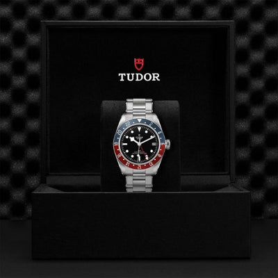 Tudor Black Bay GMT 41 Steel M79830RB-0001 presentation box