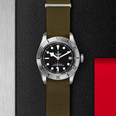 Tudor Black Bay Steel 41mm M79730-0004 black dial