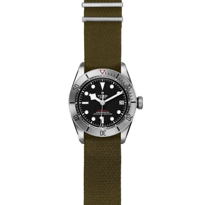 Tudor Black Bay Steel 41mm M79730-0004 flat