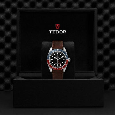 Tudor Black Bay GMT 41 Steel M79830RB-0002 presentation box